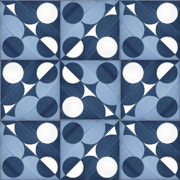 Design & Tiles Fiore Design Gio Ponti | La Riggiola
