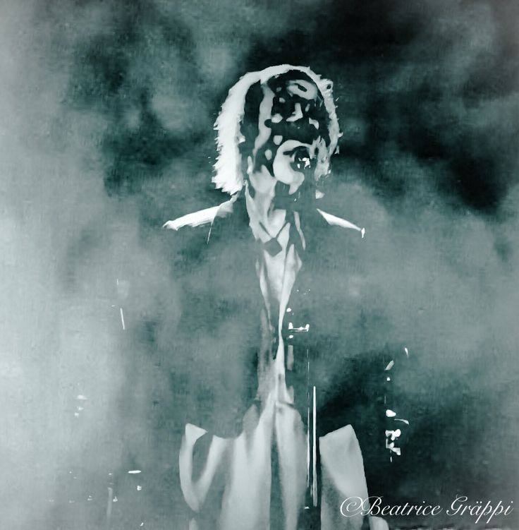 Arthur Brown at Pustervik, Gothenburg, Sweden 2015. Music/ band photography  by Beatrice Gräppi