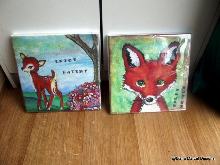 my artwork on proffesionally printed and stretched canvas to custom order a different print contact me