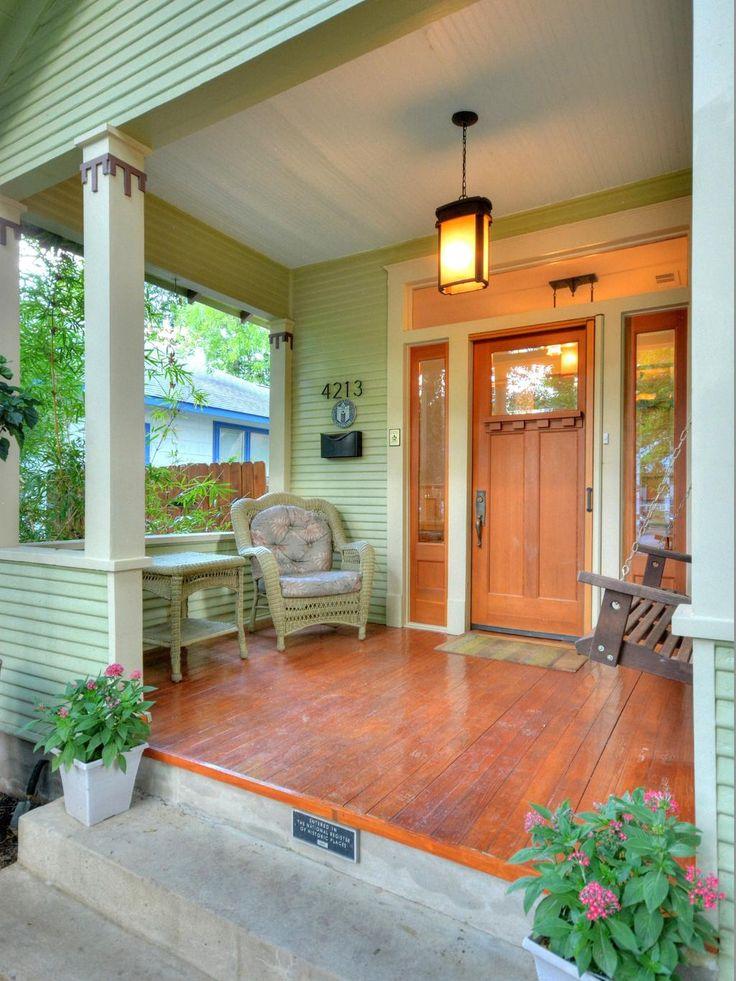 17 Best Images About Porches We Love On Pinterest San