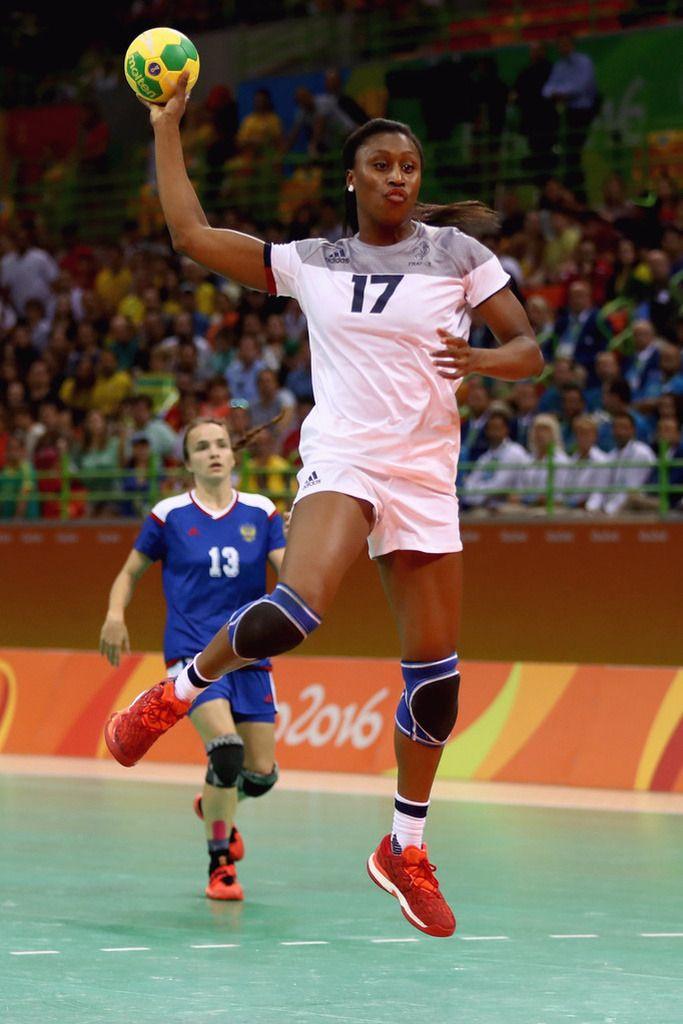 Siraba Dembélé (France)  Rio 2016 Olympics
