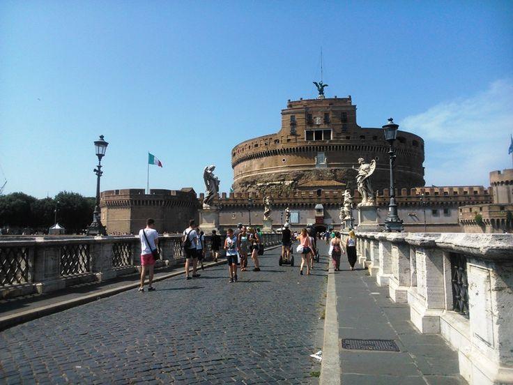 Замок Sant'Angelo. Рим