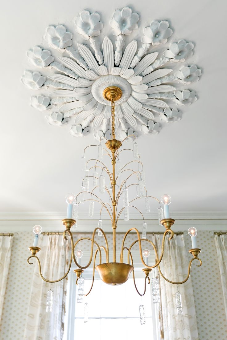 Buy bryant sconce circa lighting - Multi Arm Branch Chandelier By E Chapman In Gilded Iron