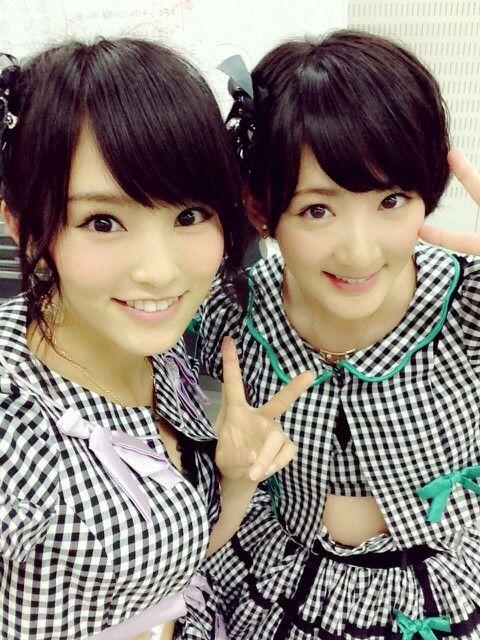 Yamamoto Sayaka & Ikoma Rina