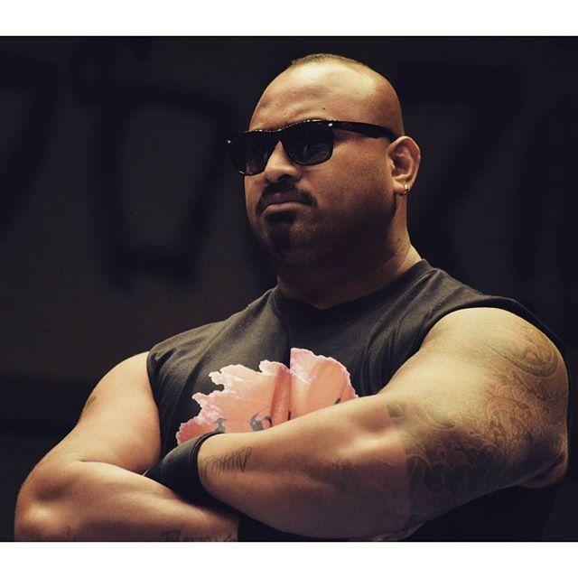 Bad Luck Fale #NJPW #BulletClub #TheUnderboss