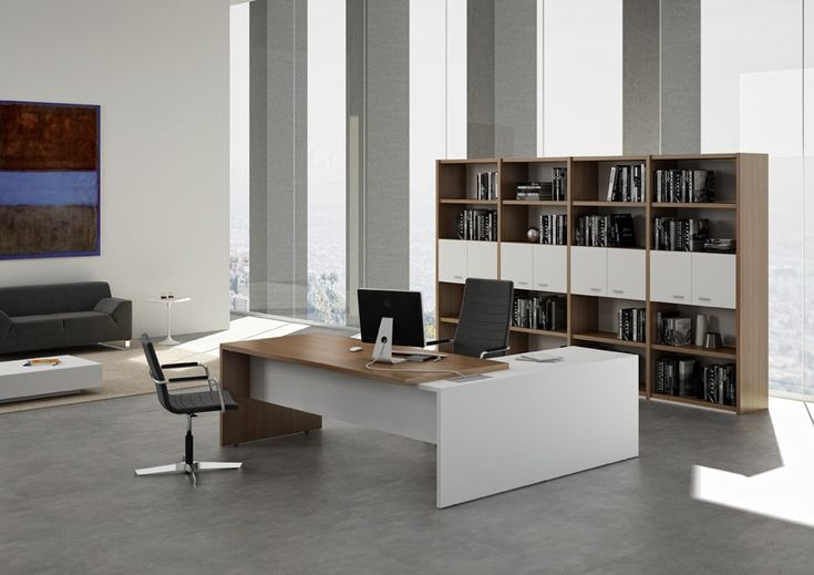 Contemporary Modern Office Furniture Cool Design Inspiration