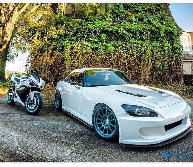 Honda S2000: [Whip] JDM × Honda/Acura