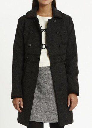 À vendre sur #vintedfrance ! http://www.vinted.fr/mode-femmes/manteaux-dhiver/27422470-manteau-kookai-etat-neuf
