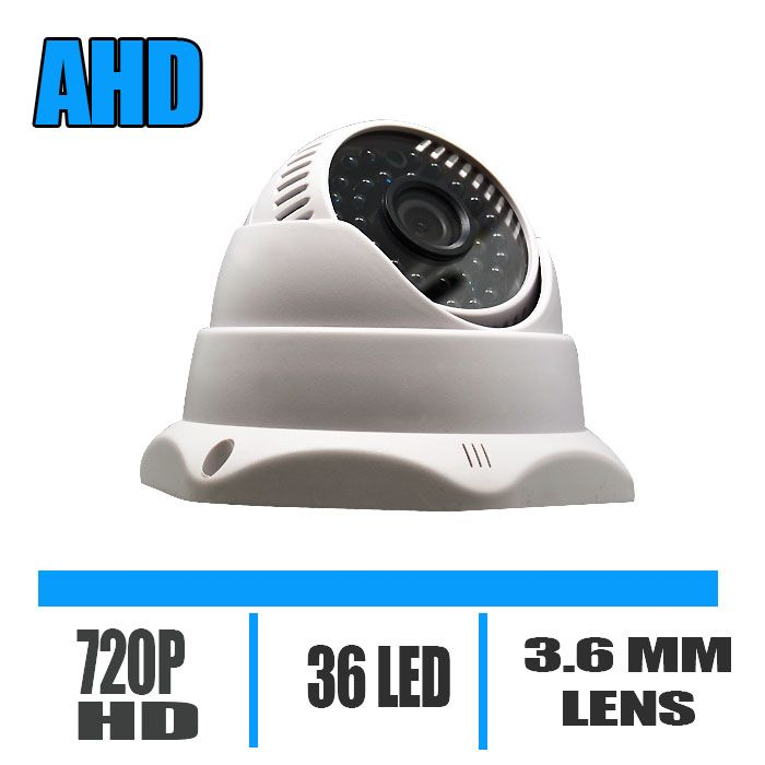36 Led 720P Ahd Dome Kamera En İyi Fiyat ve Kalite İkilisi Birarada 11,50 USD http://www.teknovaguvenlik.com/teknova-ta1036-36-led-720p-ahd-dome-kamera-af58-pmu35