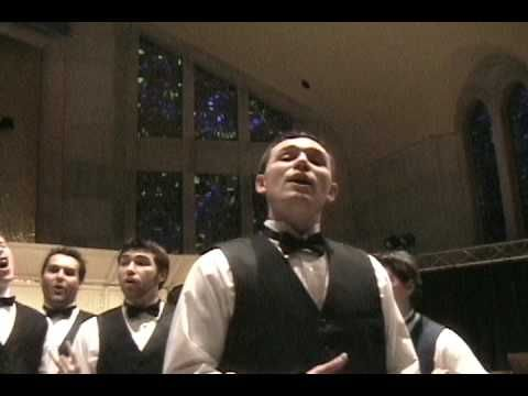 Villanova Spires Senior Ryan McCann performs a medley of My Girl by The Temptations and Oh What a Night! by The Four Seasons. Arranged by Ryan McCann.