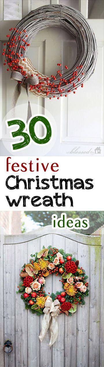 Christmas wreath, porch decor, holiday porch decor, holiday hacks, Christmas projects, popular pin, door decor.