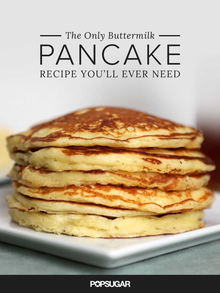 ... PANCAKES on Pinterest | Buttermilk Pancakes, Fluffiest Pancakes and
