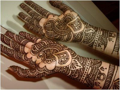 21 Mind Blowing Indian Mehndi Designs To Inspire You