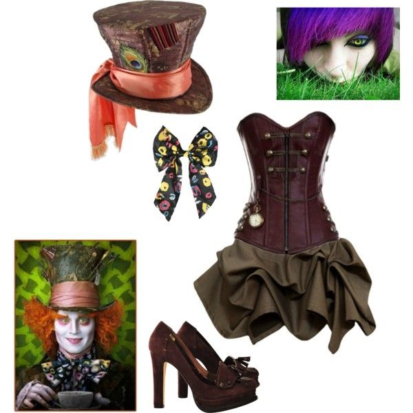 best 25 female mad hatter costume ideas on pinterest
