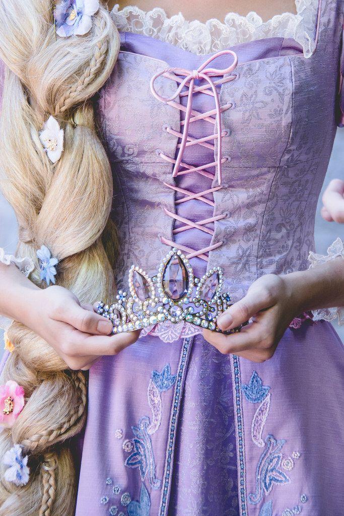 """disneysfacecharacters: """"Rapunzel """""""