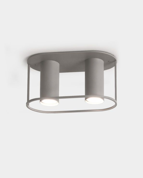 Archi Twins Circle Ceiling Lights Downlights Ceiling
