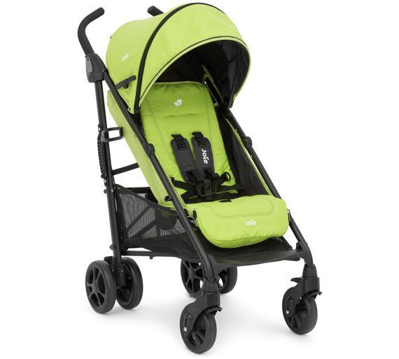 Buy Joie Brisk Stroller - Citron at Argos.co.uk, visit Argos.co.uk to shop online for Pushchairs, Travel, Baby and nursery