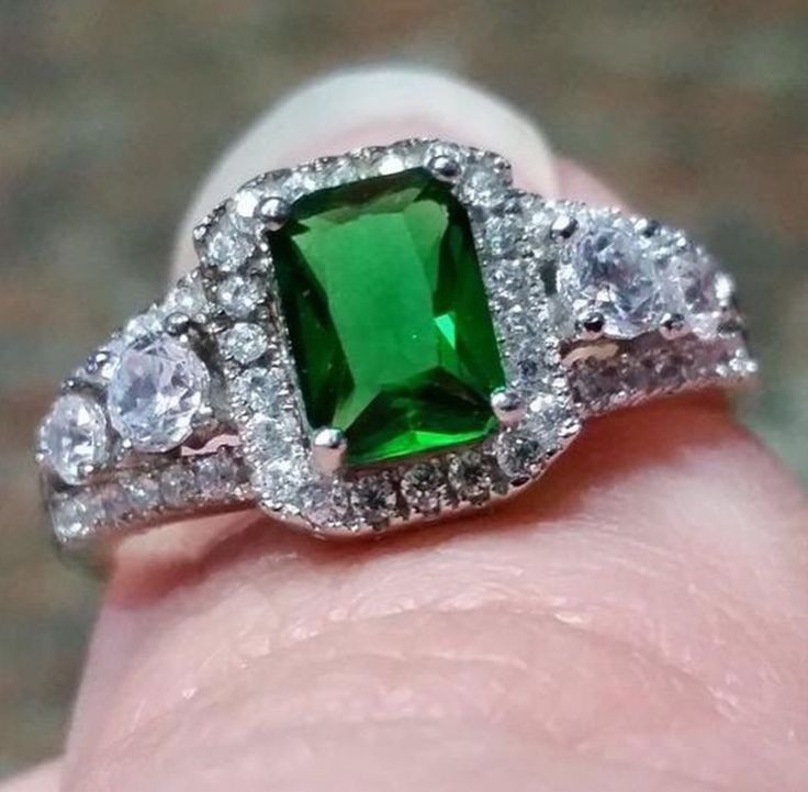 Emerald ring uncovered from the heart of Charmed Aroma candle! Find yours now today!