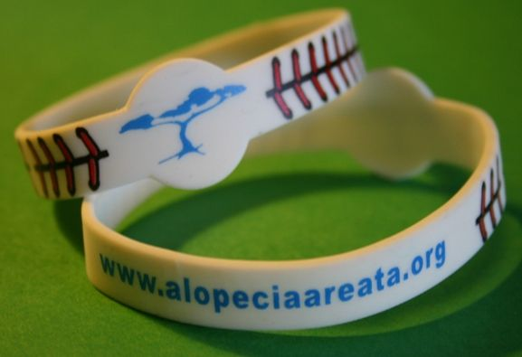 """September is Alopecia Areata Awareness Month and the theme is """"Team Up for Alopecia Areata"""" . Once again, NAAF is partnering with Major League Baseball teams to promote alopecia areata awareness in communities across the U.S. and Canada.  Check out all of the teams and dates we've already confirmed here: http://www.naaf.org/site/PageServer?pagename=programs_events_aware_month"""