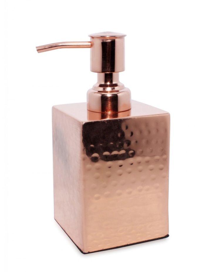 Copper Bathroom Soap/lotion Dispenser | Copper Bathroom Decor U0026 Storage |  Pinterest | Copper Bathroom And Storage