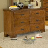 Found it at Wayfair - Heartland Kids Double 6-Drawer Dresser
