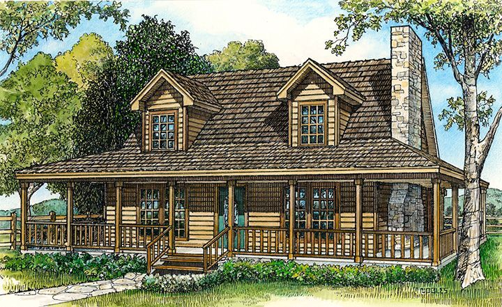 Plan 346 Select A Package Below To View Your Price Rustic House Plans Country House Plans Country Style House Plans