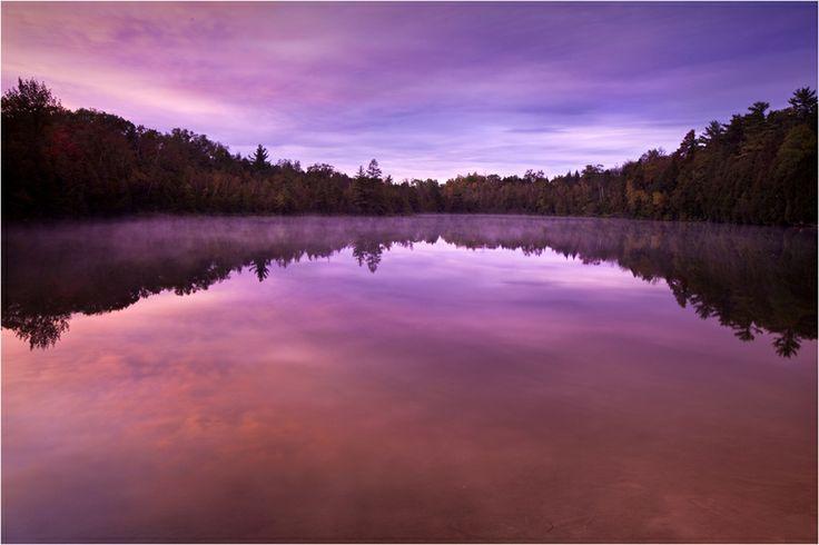 Crawford lake @ Sunrise