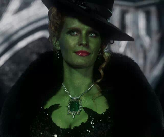The Wicked Witch- Once upon a time!
