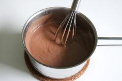 Nutella-Pudding - Zubereitung