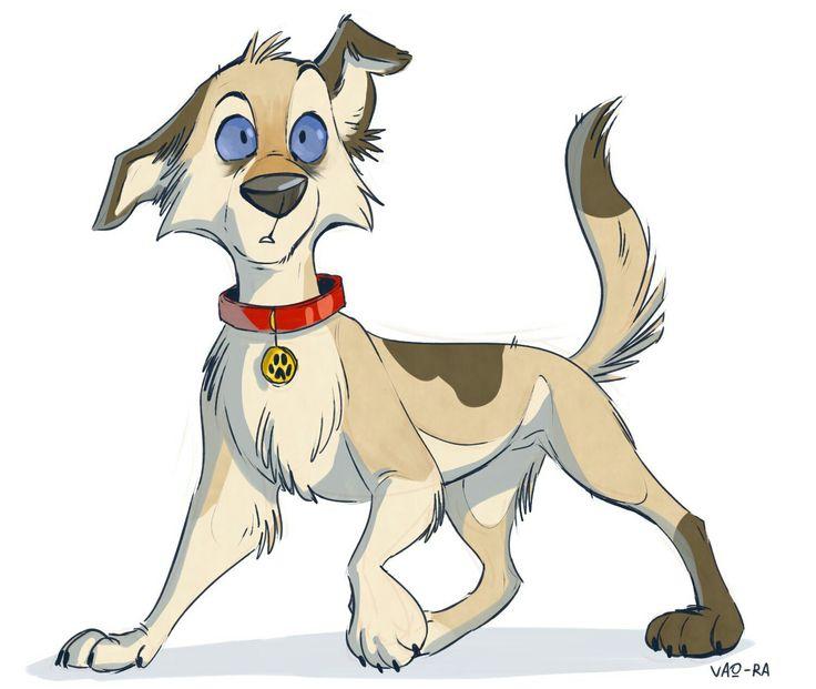 Dog puppy character design by vaora vaora dog design