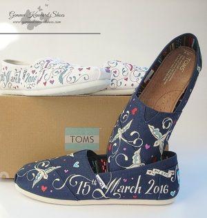 010.JPG #paintedToms #custom #Toms #customised #personalisedvToms #weddingToms #wedding #weddingshoes #shoes #thistles #BlueToms