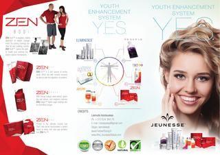 Jaunesse Products English