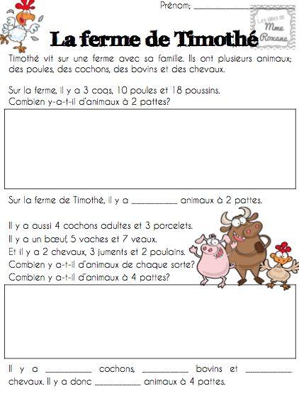 Les idées de Mme Roxane!: Mathématiques