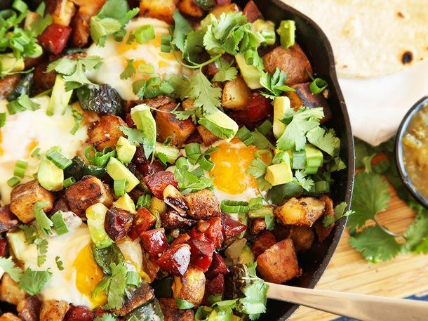 How to Make the Best Potato Hash #breakfast #recipe