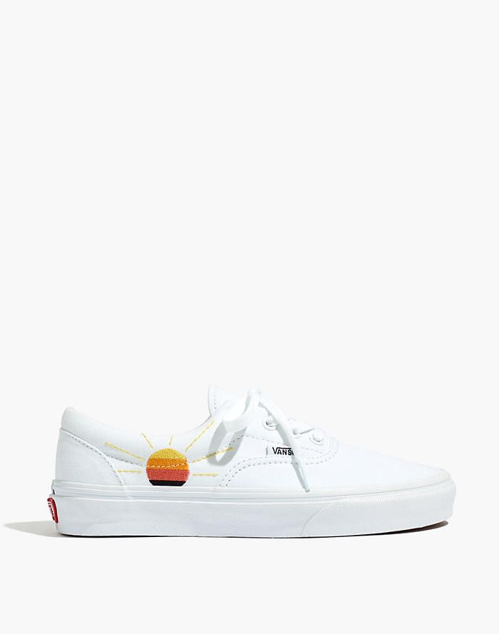 d230732280d x Vans® Unisex Sunset-Embroidered Era™ Lace-Up Sneakers in 2019 ...