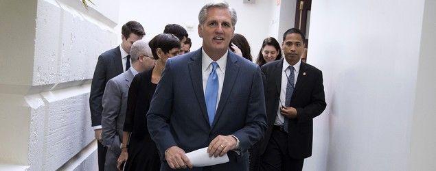 Republican Rep. Kevin McCarthy (AP)