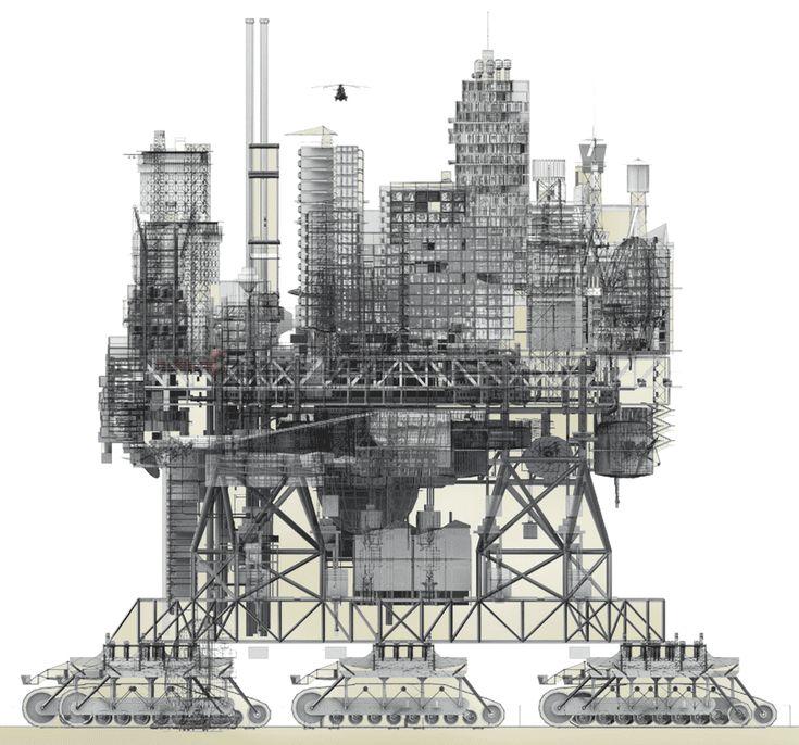 Manuel Dominguez.Very Large Structure 2012