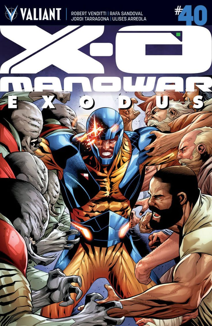 Preview: X-O Manowar #40,   X-O Manowar #40 Story: Robert Venditti Art: Rafa Sandoval Covers: Rafa Sandoval, Tom Fowler & Robert Gill Publisher: Valiant Comics Publi...,  #All-Comic #All-ComicPreviews #Comics #previews #RafaSandoval #RobertGill #RobertVenditti #TomFowler #ValiantComics #X-OManowar See More: http://all-comic.com/2015/preview-x-o-manowar-40/