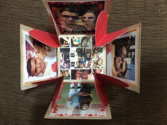 Caixa Explosiva O Presente Ideal Para O Dia Dos Namorados