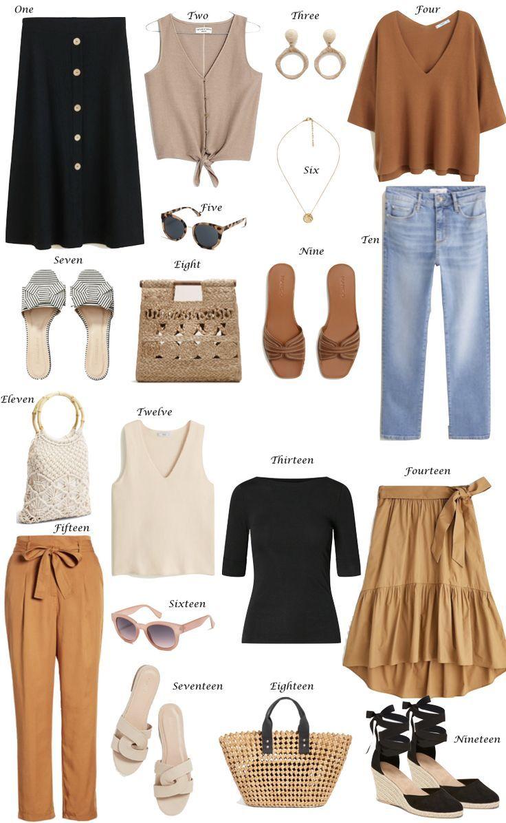 17++ Sommer outfit 2020 damen ideen