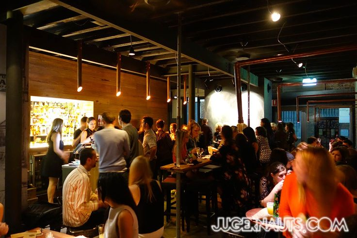 Small Bar - The Chip off the Old Block | Chippendale | Jugernauts Sydney Foodblog: A Sydney Food blog + Diners Guide
