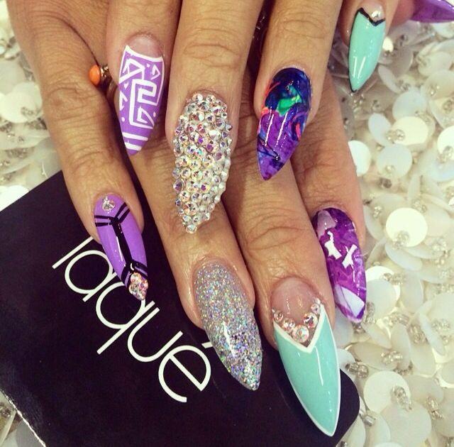 Nails of the Day | Nails, Nail shop, Pretty nails