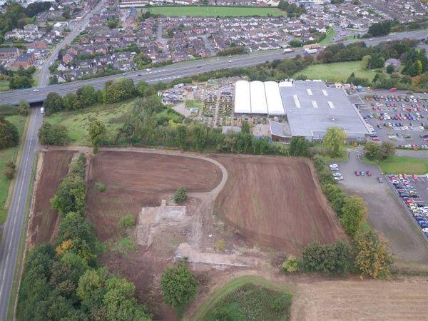 3.77 Acres @, 155 Ballynahinch Road, Lisburn #propertyforsale #northernireland #landandsite