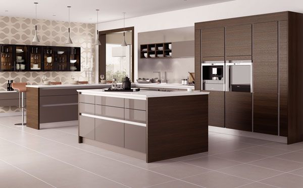 contemporary kitchen - Google Search