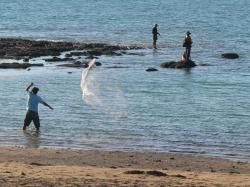 The top end is an area renowned for its fishing in darwin..!