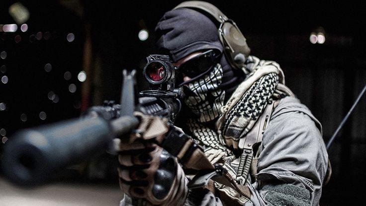 Call of Duty Modern Warfare 2 Military Wallpaper - http://www.gbwallpapers.com/call-duty-modern-warfare-2-military-wallpaper/ (Call of Duty, Military, Modern Warfare 2, Wallpaper / games)