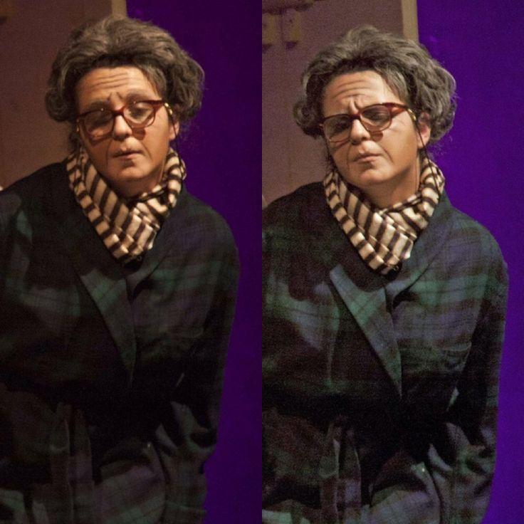 Invecchiamento teatrale. Da 14 anni a??? Make Up: Giada Gilardoni 2015