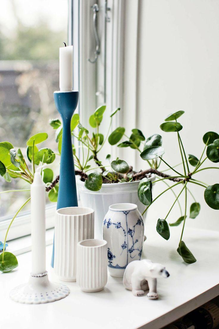 Royal Copenhagen & Lyngby vases