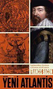 Pandora - Yeni Atlantis - Francis Bacon - Kitap - ISBN 9786051069166