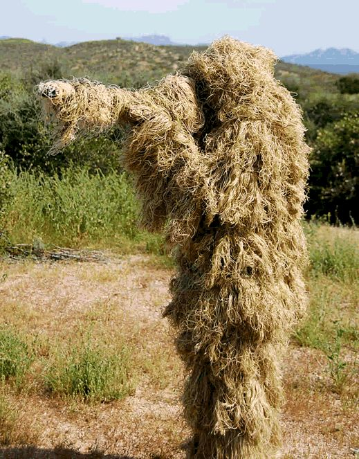 $92.99 - Ghost Ghillie Suit - Also available in woodland